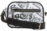 GUESS Manhattan Mini Graffiti Crossbody