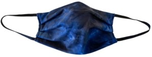 Paddy Lee Fashions Adult Tie-Dyed Pleated Cloth Face Mask