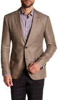 HUGO BOSS Jayden1 Linen & Wool Trim Fit Sport Coat