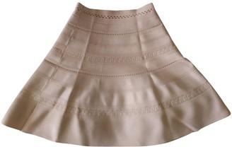 Sandro Spring Summer 2019 Pink Skirt for Women