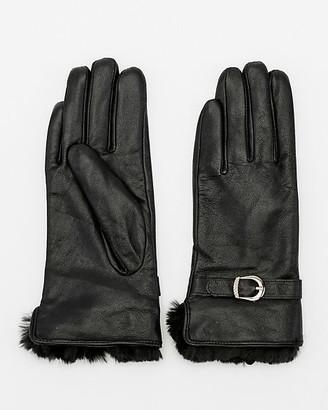 Le Château Leather Gloves