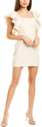 Fame & Partners The Halie Mini Dress