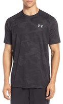 Under Armour Men's Regular Fit Tech Jacquard T-Shirt