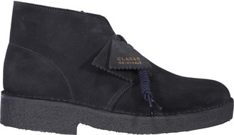 Clarks Desert Boots Lace Up Shoes