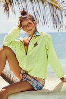 Gotcha For UO Nylon Pop Over Windbreaker Jacket