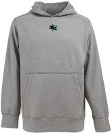 Antigua San Jose Sharks Signature Fleece Hoodie