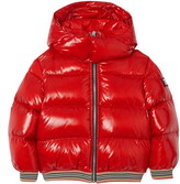 Burberry Josiah Hooded Down Jacket