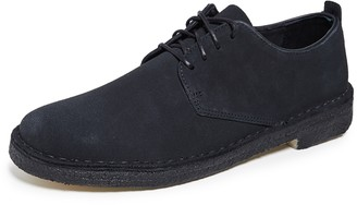 Clarks London Suede Shoes