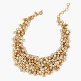 J.Crew Crystal jumble necklace