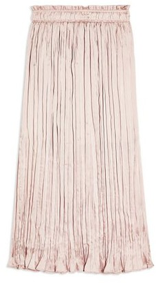 Topshop 3/4 length skirt