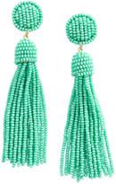 Vineyard Vines Long Tassel Earrings