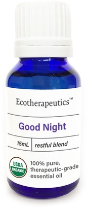 Soft Surroundings Ecotherapeutics Good Night Essential Oil Blend