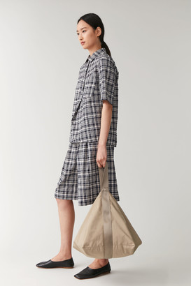 Cos Recycled Nylon Tote