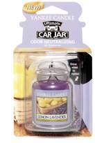 Yankee Candle Car Jar Lemon Lavender Air Freshener