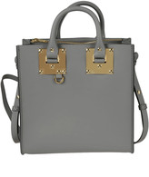 Sophie Hulme Small Square Albion Tote