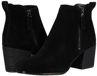 Blondo Siena Waterproof (Black Suede) Women's Boots