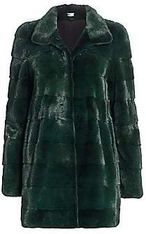 The Fur Salon Women's Mink Coat