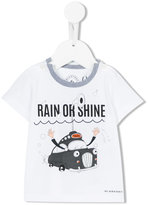 Burberry Rain or Shine T-shirt - kids - Cotton - 6 mth