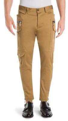 DSQUARED2 Buttoned Cargo Pants