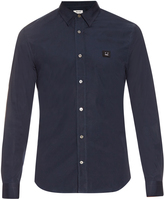 Acne Studios Jeffrey Pop F cotton-poplin shirt