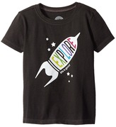 Life is Good Explore Rocket CrusherTM Tee (Toddler)