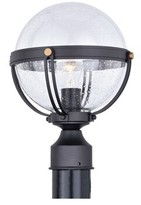 Bronx Blanding Post 1-Light Lantern Head Ivy