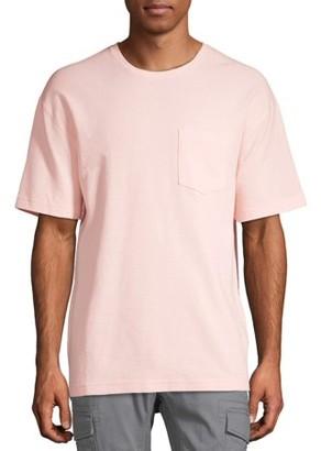 No Boundaries Men's and Big Men's Short Sleeve Thermal T-Shirt