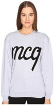 McQ by Alexander McQueen Classic Varsity Women's Sweater