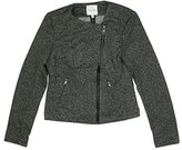 Catherine Malandrino Runway Women's Blazer Jacket Gray (Small)