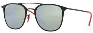 Ray-Ban Sunglasses, RB3601M Scuderia Ferrari Collection