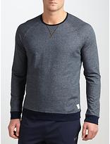 Paul Smith Cotton Lounge Sweatshirt, Grey/black