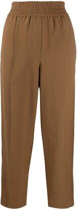 Brunello Cucinelli Elasticated Waistband Trousers