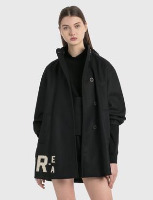 Emporio Armani R-EA Show Mid Length Coat