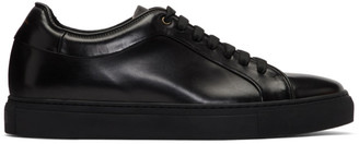 Paul Smith Black Basso Sneakers