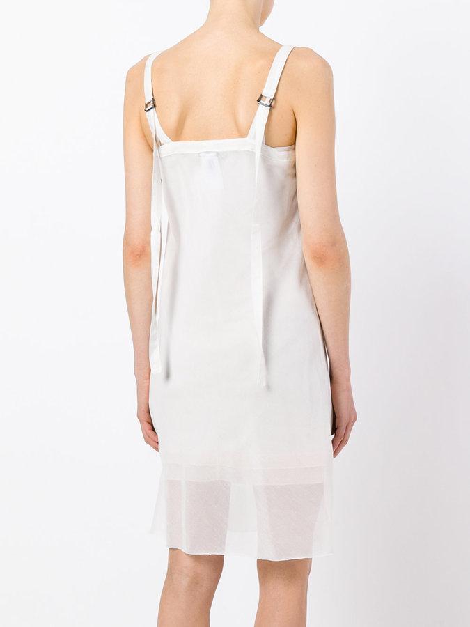 Ann Demeulemeester shift dress