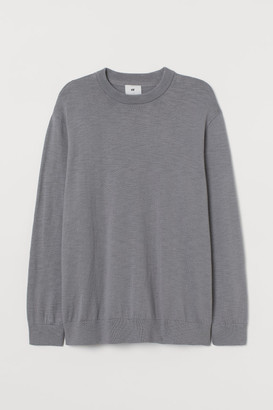 H&M Slub-knit jumper