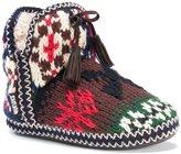 Unbranded* Women's Muk Luk Patterned Amira Slippers Shoes FREE SHIPPING (MEDIUM (7-8), )