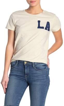 Lucky Brand L.A. Patch Crew Neck T-Shirt