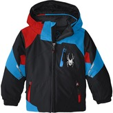 Spyder Mini Leader Jacket (Toddler/Little Kids/Big Kids)