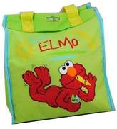Sesame Street Elmo Baby Diaper Bag Tote Green New