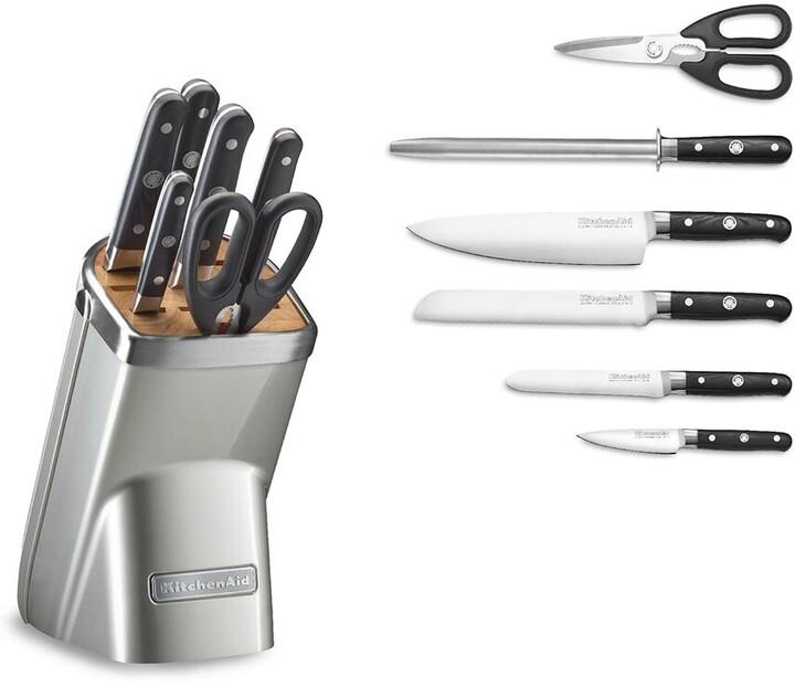Kitchenaid 11pc Professional Knife Set With 40 Credit Shopstyle