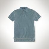Polo Ralph Lauren Big & Tall Classic-Fit Indigo Polo