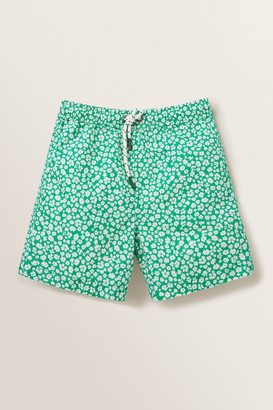 Seed Heritage Boys Mini Me Floral Board Short