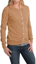Barbour Hamerley Cardigan Sweater - Cotton-Cashmere (For Women)