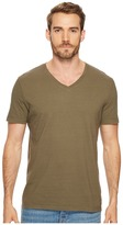 AG Adriano Goldschmied Commute Vee Short Sleeve Tee Men's T Shirt