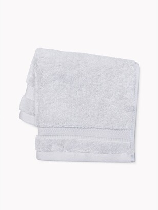 Signature Solid Washcloth in Light Gray
