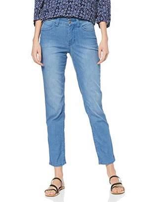 M·A·C MAC Jeans Women's Melanie Straight Jeans,30W / 30L