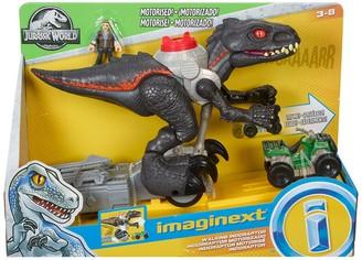 Fisher-Price Imaginext(R) Jurassic World(TM) Walking Indoraptor