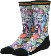 Stance Monster Party Sub Cotton Blend Socks