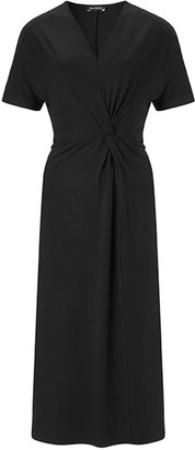 Baukjen Addison Dress In Caviar Black